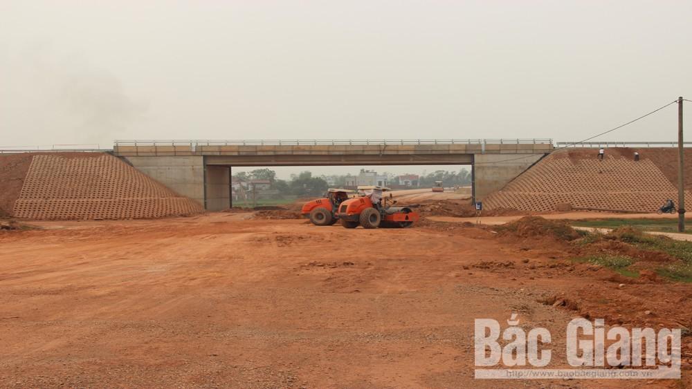 Khắc phục bất cập trên cao tốc Bắc Giang – Lạng Sơn